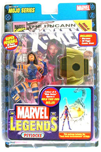 Marvel Legends - Mojo Series - Psylocke