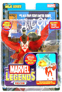 Marvel Legends - Mojo Series - Falcon