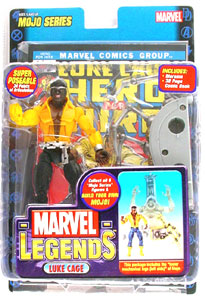 Marvel Legends - Mojo Series - Luke Cage