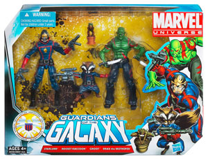 Marvel Super Hero Team Pack - Guardians of the Galaxy