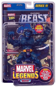 Marvel Legends X-Men Beast Comic Edition