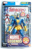 Marvel Legends Series 4 Avengers Goliath, Ant-Man, Wasp