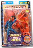 Marvel Legends Ghost Rider Blue Costume Variant