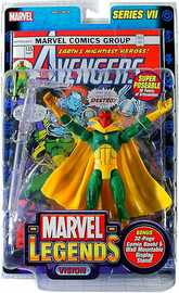 Marvel Legends Avengers Vision