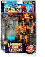 Marvel Legends X-Men Weapon X Wolverine