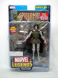 Marvel Legends Series 8 Doombot  Variant