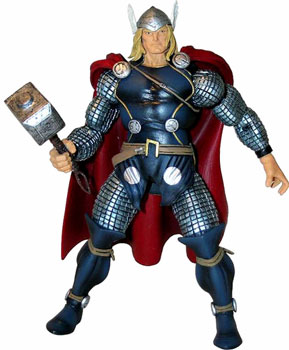 Marvel Legends 2012 - BAF Terrax - Heroic Age Thor