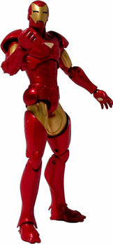 Marvel Legends 2012 - BAF Terrax - Extremis Iron Man