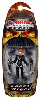 3-Inch Titanium: Ghost Rider with Chain
