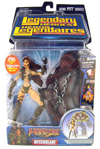 Legendary Heroes - Witchblade