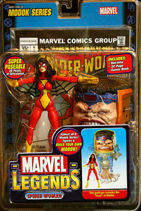 Marvel Legends - Modok Series - Spider-Woman