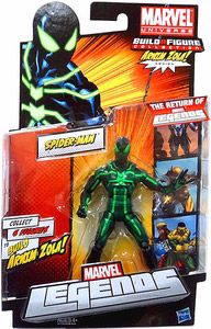 Marvel Legends 2012 - BAF Arnim Zola - Big Time Spider-Man - NO BAF PART