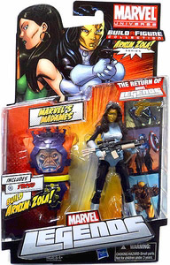 Marvel Legends 2012 - BAF Arnim Zola - Madame Masque