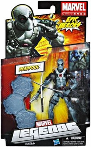 Marvel Legends 2012 - Epic Heroes - Deadpool