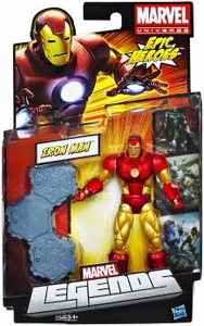 Marvel Legends 2012 - Epic Heroes - Neo Classic Iron Man