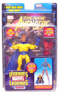 Marvel Legends Giant-Man BAF - The Sentry