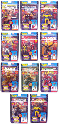 Marvel Legend Giant-Man Series Set of 11 with Variant