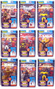 Marvel Legend Giant-Man Series Set of 9 with Variant