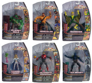Hasbro Marvel Legends Series 1 Set of 6