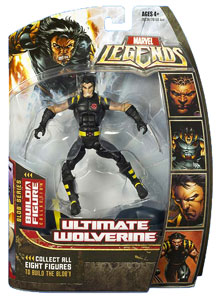 Hasbro - Ultimate Wolverine
