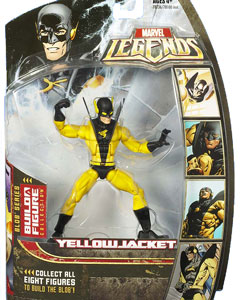Hasbro - Yellow Jacket