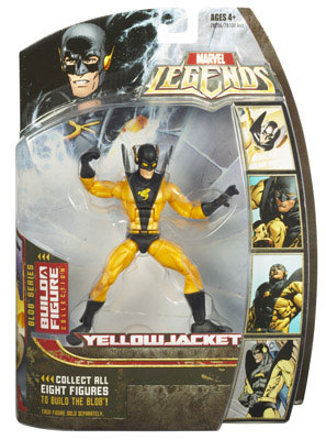 Hasbro - Yellow Jacket Gold Variant
