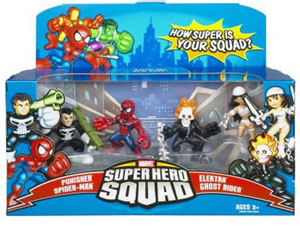 Super Hero Squad: Battle For New York