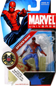 Marvel Universe - Spider-Man