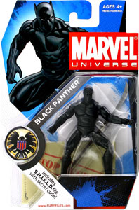 Marvel Universe - Black Panther