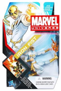 Marvel Universe - White Suit Iron Fist