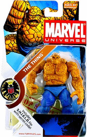 Marvel Universe - The Thing