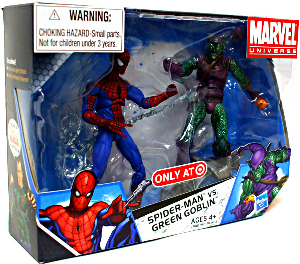Marvel Universe - 2-Pack - Spider-Man Vs Green Goblin