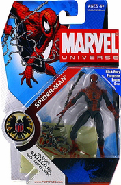 Marvel Universe - Spider-Man Red and Blue - 32