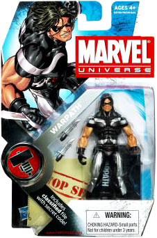 Marvel Universe - X-Force Warpath