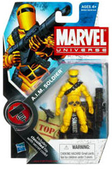 Marvel Universe - A.I.M Soldier