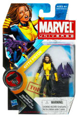 Marvel Universe - Kitty Pryde with Lockheed