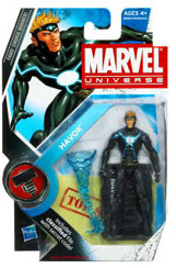 Marvel Universe - Havok
