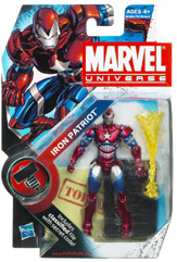 Marvel Universe - Iron Patriot
