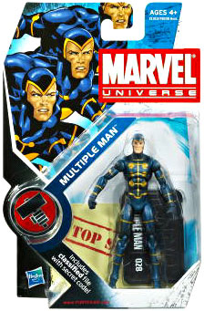 Marvel Universe - Multiple Man