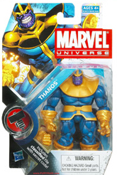 Marvel Universe - Thanos