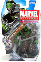 Marvel Universe - World War Hulk