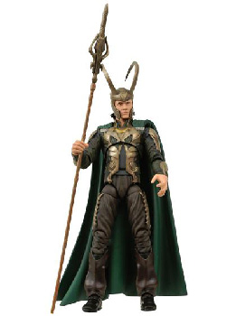 Marvel Select - Thor Movie - Loki