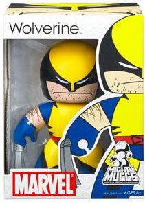 Mighty Muggs - Wolverine