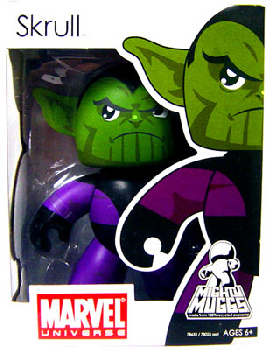 Mighty Muggs - Skrull