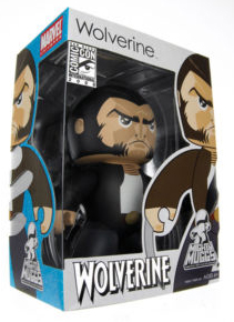 Mighty Muggs - SDCC Wolverine