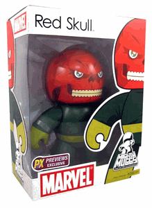 Mighty Muggs - PX Exclusive Red Skull