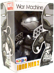 Mighty Muggs - Iron Man 2 - War Machine Exclusive