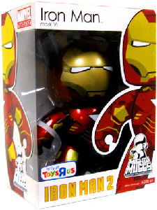 Mighty Muggs - Iron Man 2 - Iron Man Mark VI Exclusive