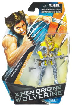 Wolverine Movie: Maverick