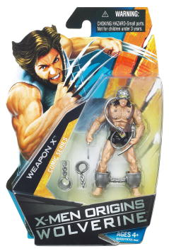 Wolverine Movie: Weapon X